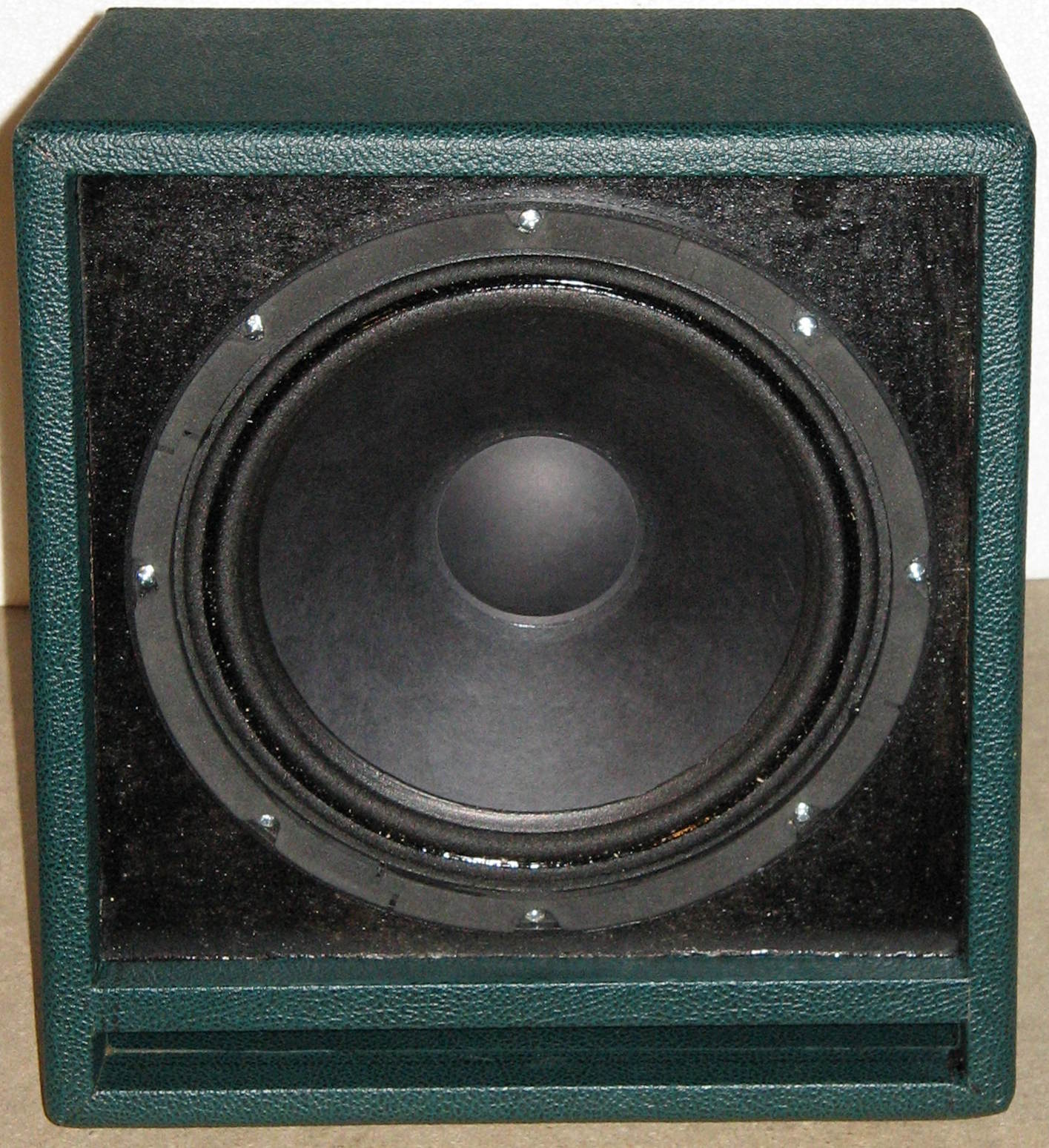 Gianni cornara for Costruire box subwoofer